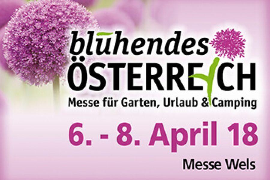 Blühendes Österreich 2018