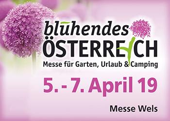 Blühendes Österreich 2019